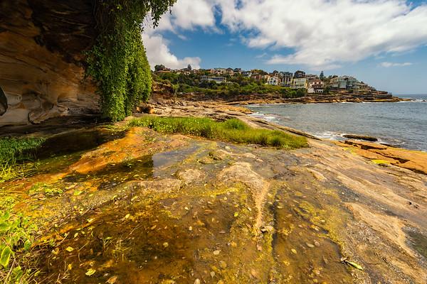 Australia - Sydney coastline at Maroubra