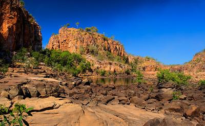 HDR: Katherine Gorge, Northern Territory, Australia.