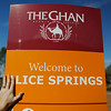 Lice Springs, Australia.