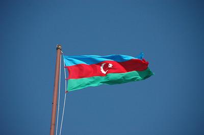 Azeri Flag.