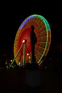 Ferris wheel, Antwerp, Belgium