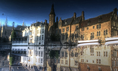 Brugges, Belgium HDR.