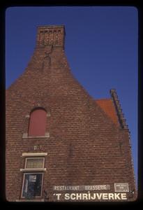 Bruges, Belgium architecture.