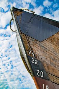Ship in Antwerp