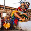 Lomba festival in Paro