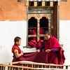 Monastery at Chimi Lakhang