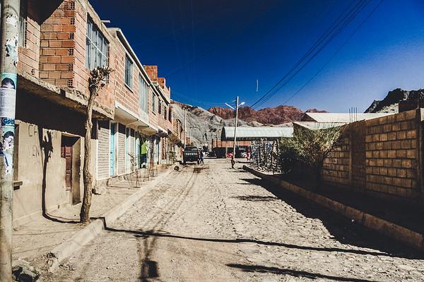 Streets of Tupiza