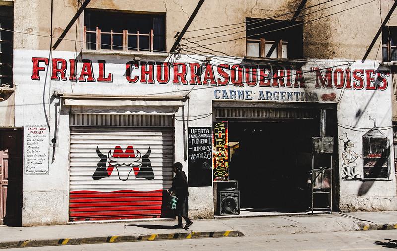 Churrasqueria de Bolivia