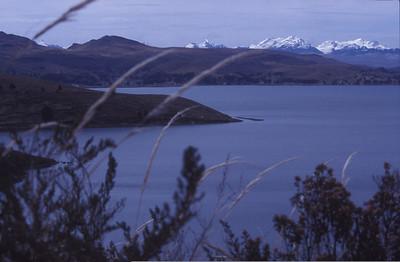 Lake Titicaca, Bolivia.