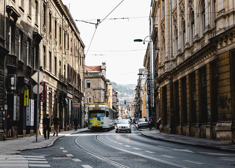 Sarajevo Streets