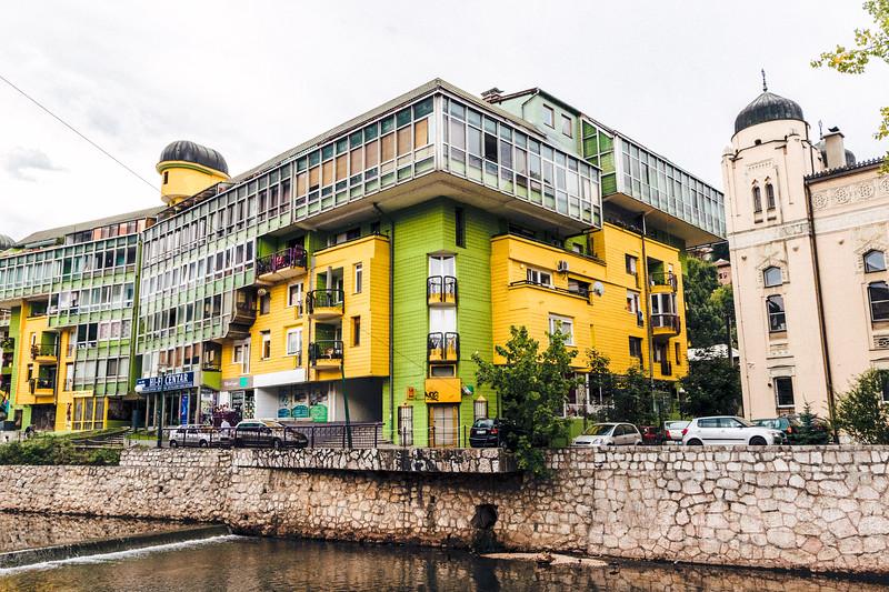 Sarajevo Flats