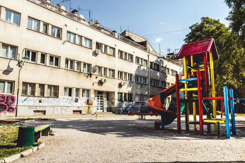 Sarajevo Playground