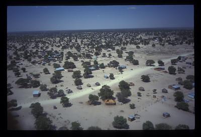 Maun, Botswana.