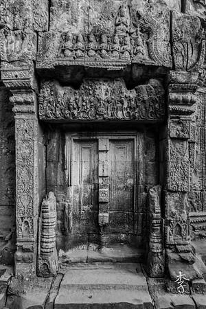 Siem Reap - Ta Prohm temple