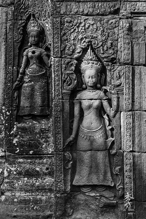 Siem Reap - Bantaey Kaei Apsara Dances