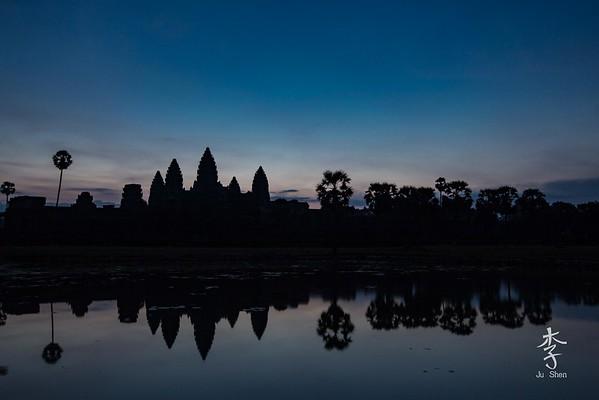 Siem Reap - Angkor Wat