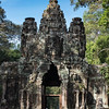 Siem Reap - Victory Gate (Angkor Thom)