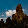 Sunrise over Bayon