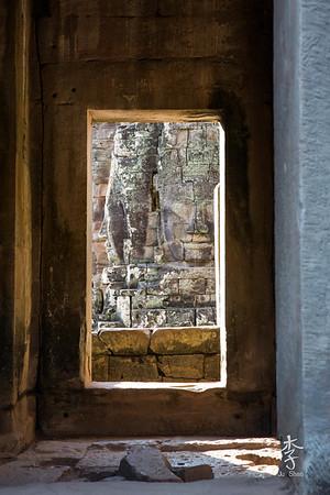 Siem Reap - La Bayon, Angkor Thom