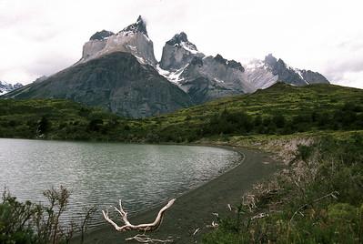Torres del Payne, Patagonia, Chile.