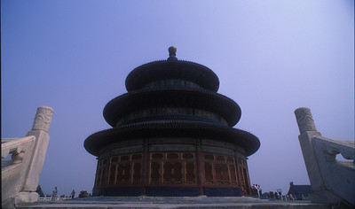 The Temple of Heaven, Beijing, China.