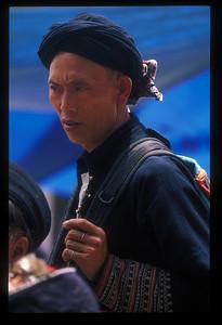 Resident of Yuanyang, Yunnan province, China.