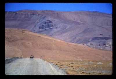 Highway, Tibet.