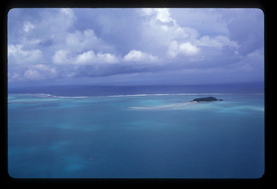Reefs and islets, Cook Islands.
