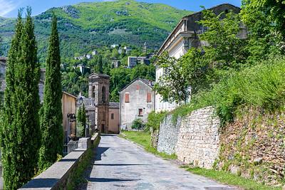 Stazzona (Orezza - Haute Corse)
