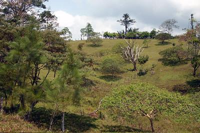 Landscape, Guanacaste, Costa Rica.