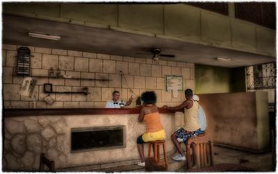 Local Bar, Havana, Cuba.