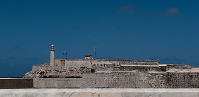 The Old Spanish Fort in Havana, Cuba