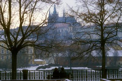 Prague Castle, Prague, Czech Republic.