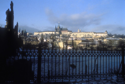 Prague Castle, Prague, Czech Republic.