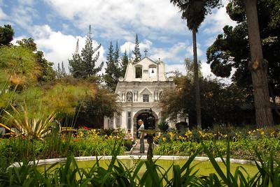 Hacienda, Ecuador
