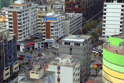 Main Square, Quito, Ecuador