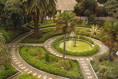 Hacienda Grounds, Ecuador