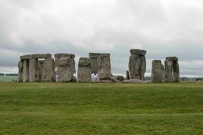 Stonehenge, Wiltshire, England.