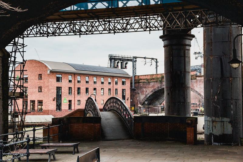 Manchester Docks