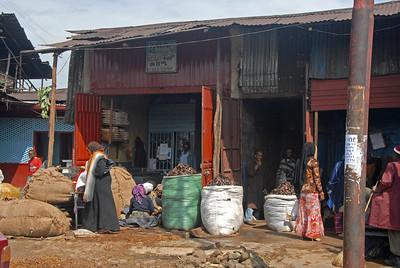 Market, Addis Ababa, Ethiopia.