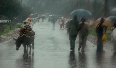 Rural Ethiopia.