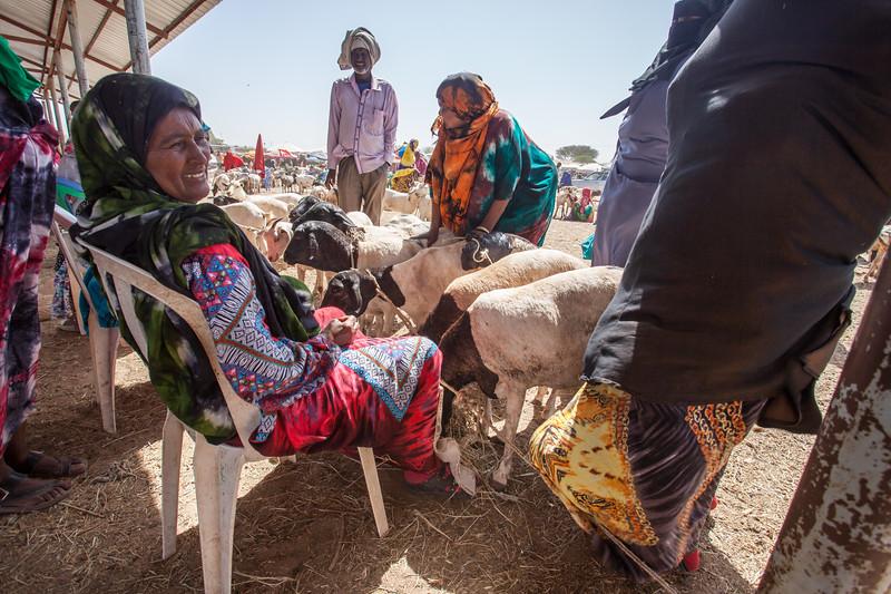 Trading Goats