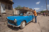 Old Peugeot