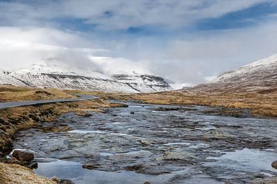 Landscape, Streymoy, Faroe Islands