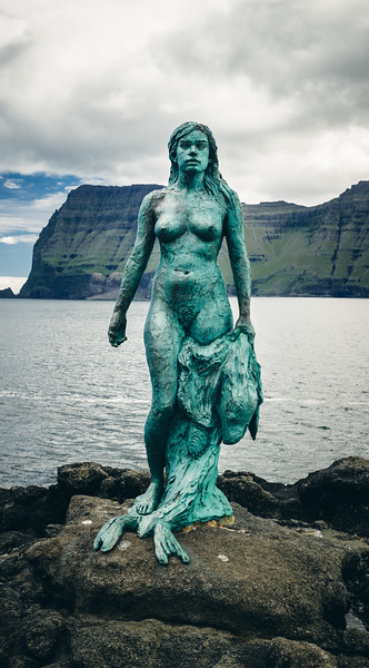The Seal Woman