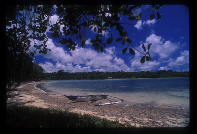 Outrigger, Viti Levu, Fiji.
