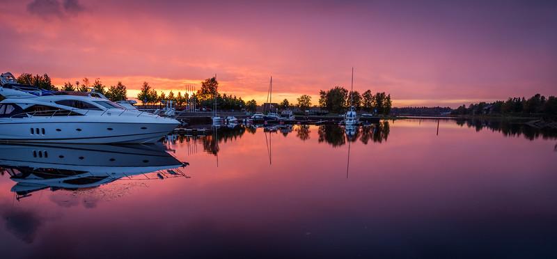 Oulu Harbor