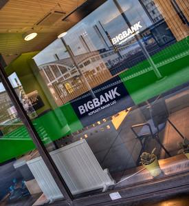 Big Bank, Helsinki, Finland - HDR.