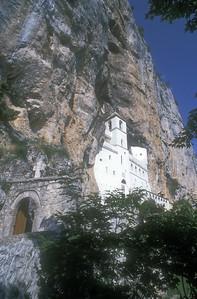 St. Vasilije Ostroski Monastery, Montenegro.