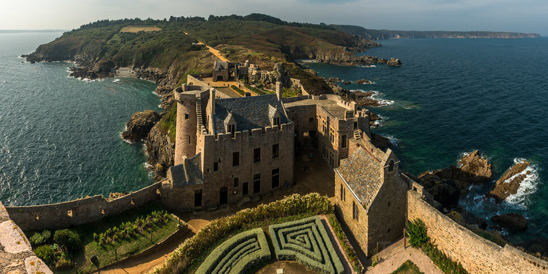 France, Fort La Latte (Brittany)